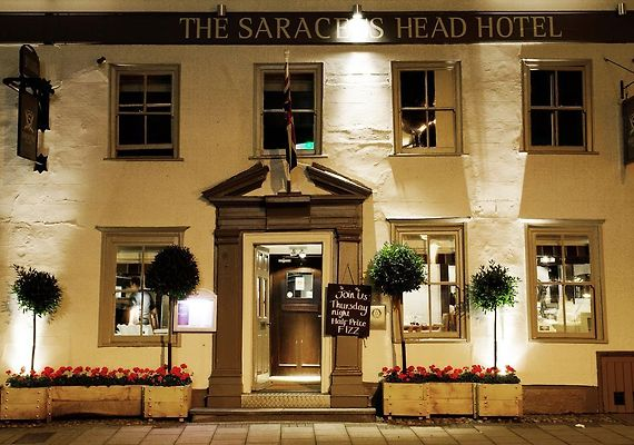 Saracens Head Hotel Great Dunmow Book 4 Star Accommodation From 106